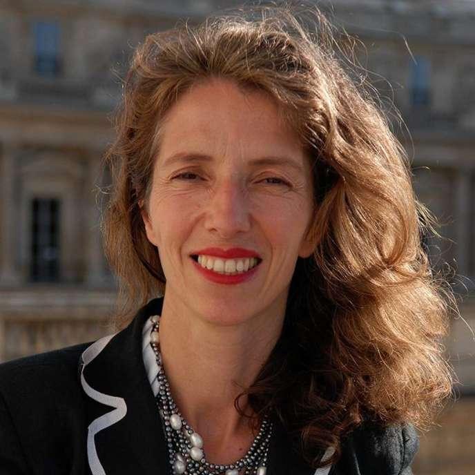 Marie-Christine Labourdette a été nommée, en mars, présidente de la Cité de l'architecture et du patrimoine à Paris, abritée par le Palais de Chaillot.