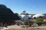 Biosphere 2, en Arizona, qui a inspiré « Les Terranautes», roman de T.C. Boyle.