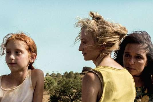 Sara Casu, Alba Rohrwacher et Valeria Golino dans«Ma fille» («Figlia mia»), de Laura Bispuri.