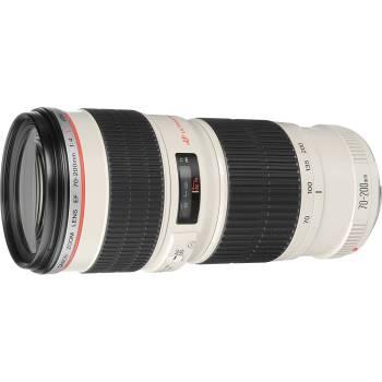 Un zoom de pro à un prix «abordable» Canon EF 70-200mm f/4L