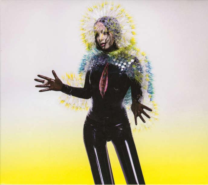Björk, «Vulnicura», 2015, direction artistique et design : M/M (Paris).