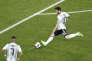 Messi, le 26 juin, lors du match conre le Nigeria, à Saint-Pétersbourg.