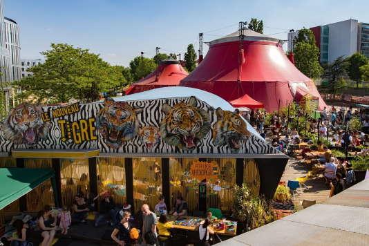 Preljocaj festival de jazz cirque lectrique nos id es de sorties culturelles - Le cirque electrique porte des lilas ...