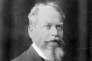 Le philosophe allemand Edmund Husserl, en 1900.