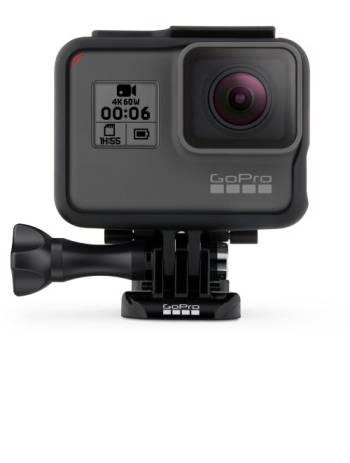 La meilleure caméra embarquée pour la plupart d'entre vous GoPro Hero6 Black
