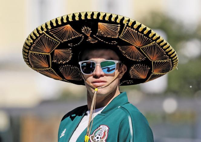 Les supporteurs mexicains ne mâchent pas leurs mots.