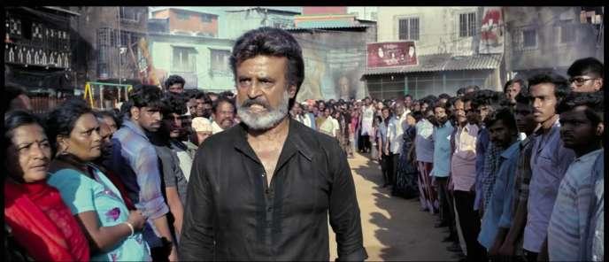 En salle depuis le 7 juin, «Kaala» démarre « médiocrement » pour un film de Rajinikanth.