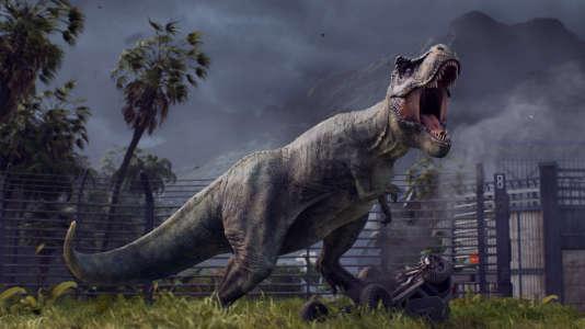 D'après David Braben, Universal a laissé toute latitude à Frontier Developments pour adapter «Jurassic World» en jeu. Seul impératif : que les dinosaures soient fidèles à ceux du film.