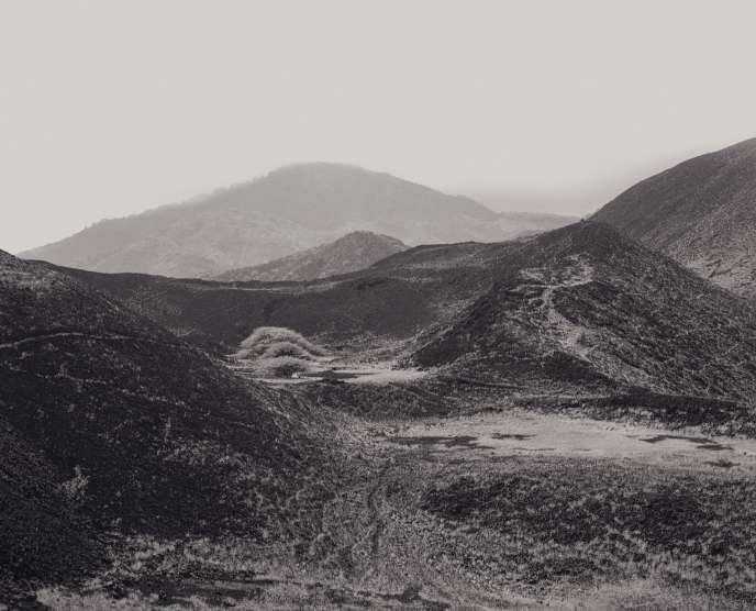 L'île de l'Ascension, sur laquelle fut abandonné le marin hollandais.