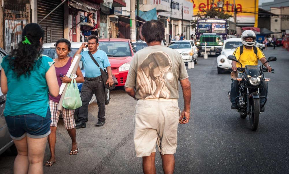 A Acapulco, on compte106 meurtres pour 100000 habitants en2017.« Le tourisme a créé un lucratif marché local de la drogue, que se disputent les cartels»,explique le père Mendoza.
