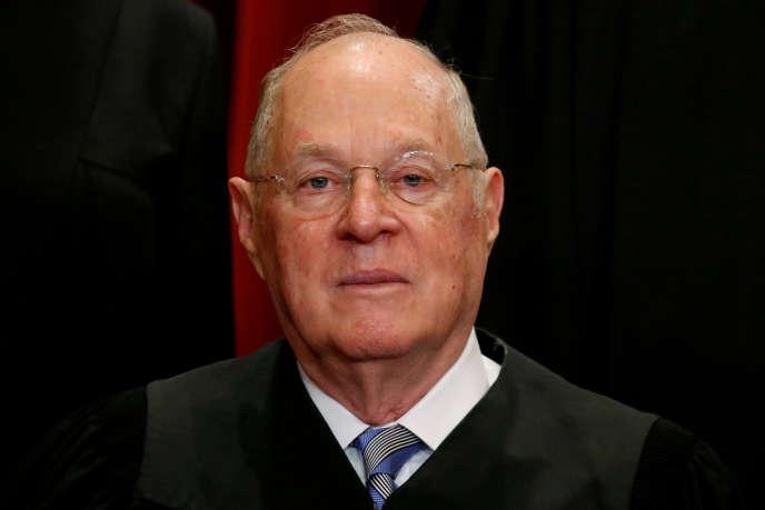 « Cela a été un grand honneur et un privilège de servir notre nation pendant quarante-trois ans », a déclaré Anthony Kennedy.