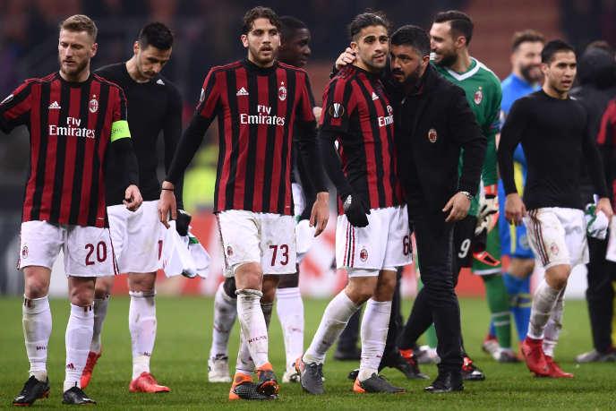 Le MilanAC est exclu de la prochaine Ligue Europa par l'UEFA.
