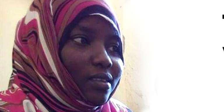 La jeune Soudanaise Noura Hussein. Source : compte twitter d'Amnesty International.