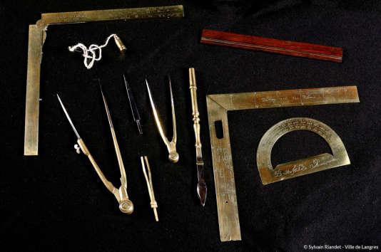 Diderot utilisait ce genre d'outils mathématiques pour ses études sur la quadrature du cercle.