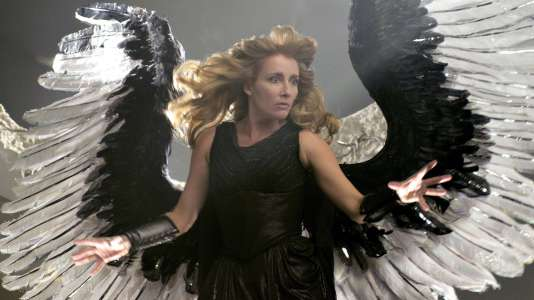 Emma Thompson dans «Angels in America».