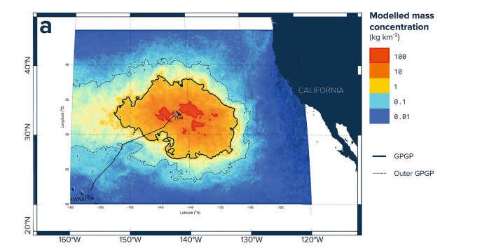 Traversée du Pacifique Nord de Honolulu (Hawaï) à Portland (Oregon) à travers le vortex de déchets du Pacifique Nord. Jour 7 : Le