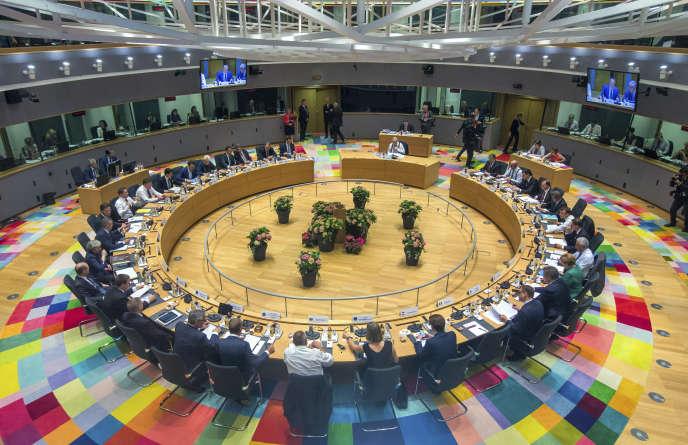 La crise migratoire est au cur du sommet européen des 28 et 29 juin, à Bruxelles.