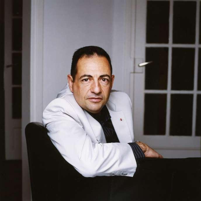 Jean-Luc Romero-Michel, en janvier 2016.