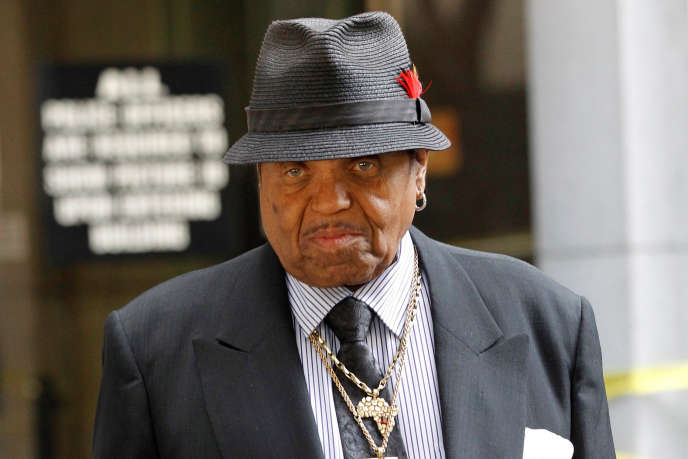 Joe Jackson, à Los Angeles (Californie), en septembre 2011.