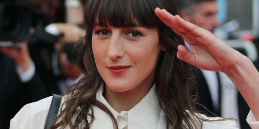 Pour Le Monde Festival, Juliette Armanet reviendra sur les amours artistiques qui ont scandé son parcours./ AFP PHOTO / Valery HACHE
