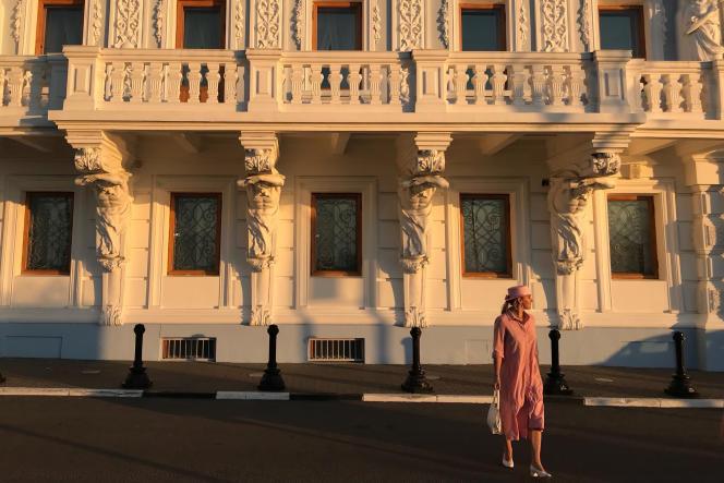 Le Palazzo italien du marchandRoukavichnikov.