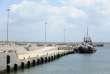 «Hambantota est un fiasco : le terminal portuaire est une aberration économique, qui n'a jamais attiré de navires» (Hambantota, Sri Lanka, en 2011).