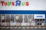 Le magasin Toys 'R' Us de Saint-Sébastien-sur-Loire, près de Nantes (Loire-Atlantique), le 15 mars.