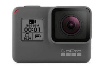Moins chère, mais sans 4K GoPro Hero