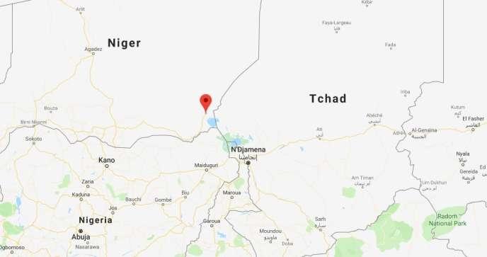 L'attaque attribuée au groupe djihadiste nigérian Boko Haram qui a fait 10 morts et 4 disparus, samedi 30 juin 2018, a eu lieu en bordure du lac Tchad, près de la frontière du Nigeria.