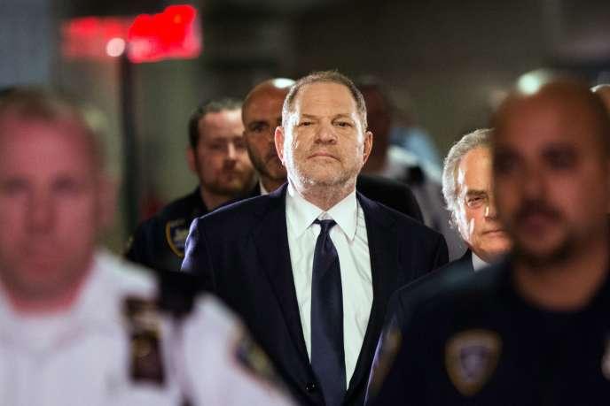 Harvey Weinstein, le 5 juin 2018 à New York.