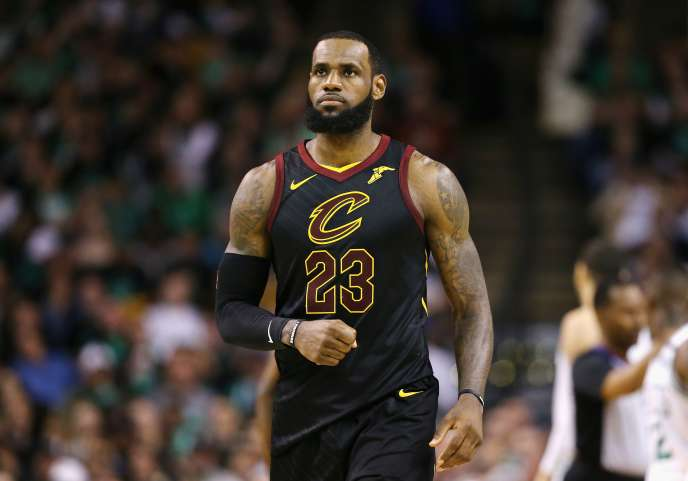 On ne verra plus LeBron James sous le maillot des Cavs.
