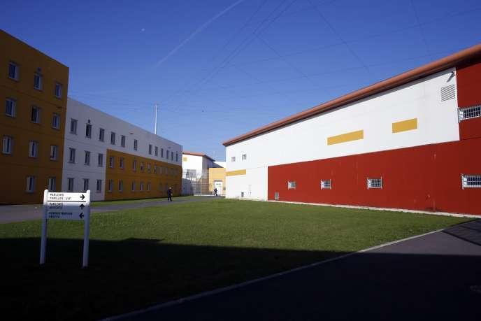 La prison de haute sécurité de Réau, en Seine-et-Marne, ouverte en 2011,