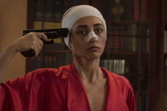 Golshifteh Farahani dans« Le Dossier Mona Lina», d'Eran Riklis.