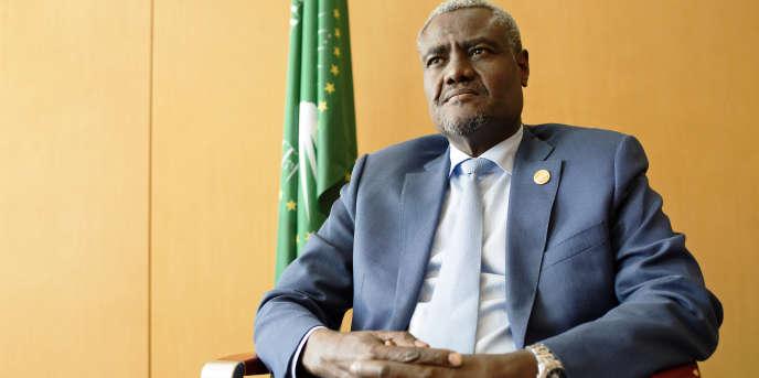 Moussa Faki Mahamat, un pragmatique à la tête de la Commission de ...