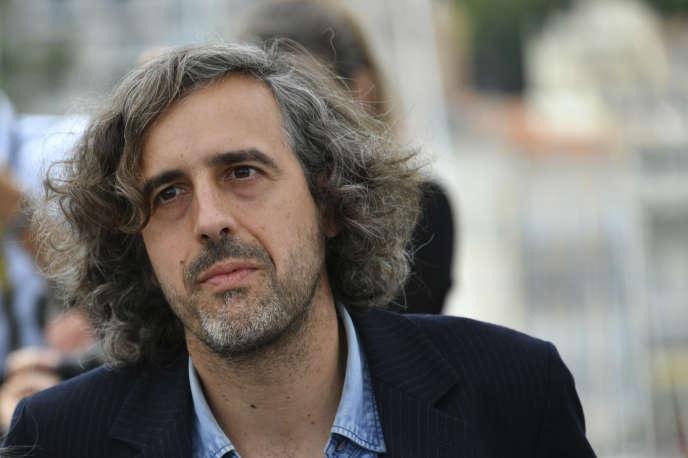 Le réalisateur Guillaume Brac au 70e Festival du film de Cannes, le 18 mai 2017.