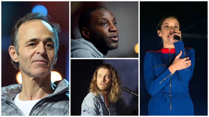 Jean-Jacques Goldman,Abd Al Malik, Julien Doré et Jain font partie des signataires de la tribune.