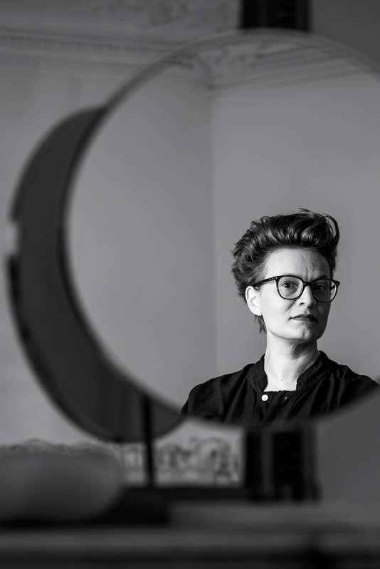 Emilie Bonaventure, décoratrice de restaurant.