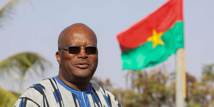 Le président burkinabé Roch Marc Christian Kaboré a notamment été la cible des critiques de Naïm Touré sur les réseaux soxiaux.