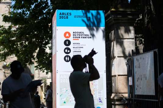 Rencontres d'arles photography festival 2018