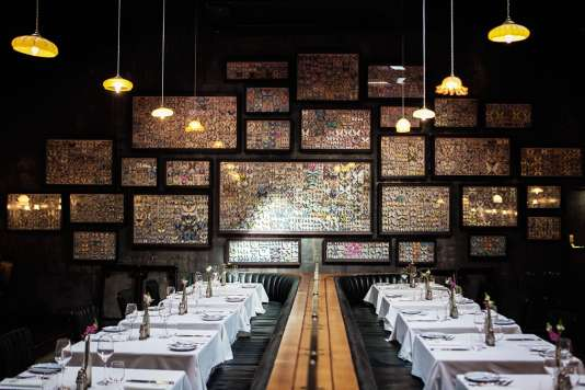 Restaurant The Shortmarket Club.