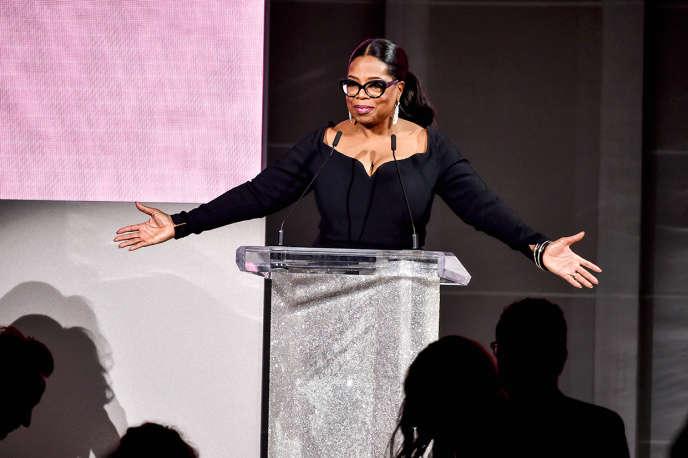 Beaucoup de noms ont circulé pour la présidentielle américaine, dont celui de la starde la télé Oprah Winfrey.
