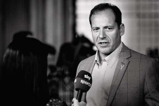 Christian Prudhomme, directeur du Tour de France.