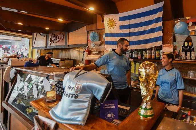 Montevideo, le 3 juillet 2018.