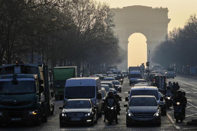 A Paris, en janvier 2017.