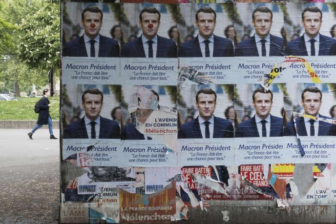 A Paris, le 5 mai 2017.