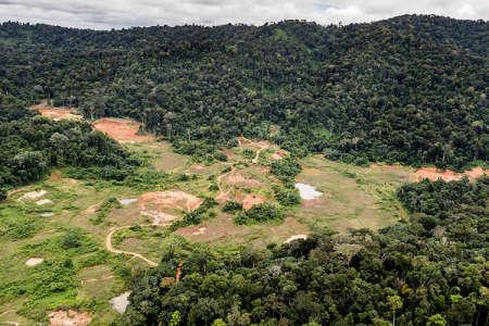 Qu'est-ce que la « Montagne d'or » qui fait polémique en Guyane ?