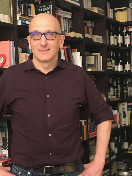 Nicola Lusuardi, dramarturge et scénariste.