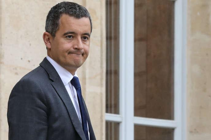 Gerald Darmanin, à Paris, le 12 juin 2018.