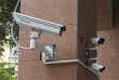Des caméras de surveillance« intelligentes» àFuzhou, en Chine.