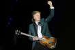 Paul McCartney en concert, à Porto Alegre (Brésil), le 13 octobre 2017.